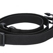 Rock-Climbing-Chalk-Bag-w-Drawstring-Closure-Belt-and-Zipper-Pocket-0-3