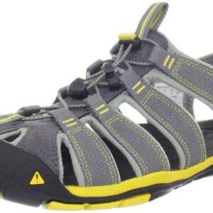 Keen-Mens-CLEARWATER-CNX-M-GARGOYLESUPER-LEMON-Sandals-0