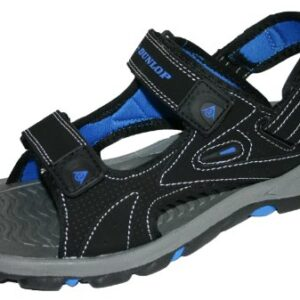 Mens-Dunlop-Sports-Beach-Trekking-Walking-Hiking-Velcro-Sandals-Sizes-7-12-0