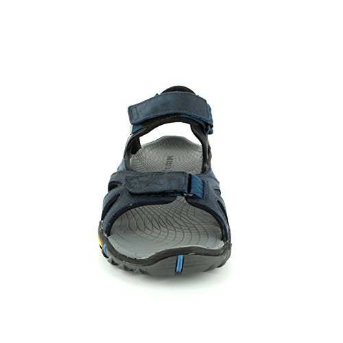 1dc81723711 Merrell Men s All Out Blaze Sieve Convert Hiking Sandals - Rock and ...