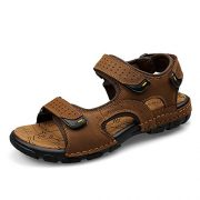 Sport-SandalNasonberg-Cowhide-Unisex-Men-Women-Beach-Hiking-Summer-Sandal-Outdoor-Walking-Sport-Sandal-0