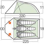 Vango-Unisex-Hydra-Semi-Geodesic-Trekking-Tent-Pine-0-0