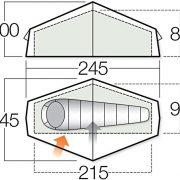 Vango-Zenith-100-Anthracite-Tent-0-0