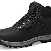 ABTOP-Mens-Womens-Snow-Boots-Winter-Warm-Ankle-Boots-Fully-Fur-Lined-Anti-Slip-Leather-Waterproof-Safety-Boots-Work-Shoes-Size-4-125-Holes-for-WalkingHikingOutdoorUrban-0