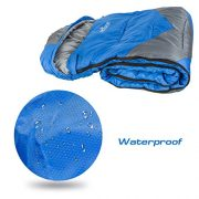Abco-Tech-Sleeping-Bag--Envelope-Lightweight-Portable-Waterproof-Comfort-With-Compression-Sack-Great-For-4-Season-Traveling-Camping-Hiking-Outdoor-Activities-SINGLE-0-4