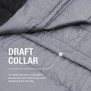 Active-Era-Double-Sleeping-Bag-Extra-Large-Queen-Size-Converts-into-2-Singles-3-Season-for-Camping-Hiking-Outdoors-0-5