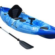 Bluefin-Single-or-Tandem-Sit-On-Top-Fishing-Kayak-With-Rod-Holders-Storage-Hatches-Padded-Seat-Paddle-0-0