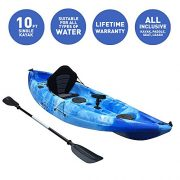 Bluefin-Single-or-Tandem-Sit-On-Top-Fishing-Kayak-With-Rod-Holders-Storage-Hatches-Padded-Seat-Paddle-0-1