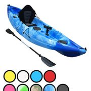 Bluefin-Single-or-Tandem-Sit-On-Top-Fishing-Kayak-With-Rod-Holders-Storage-Hatches-Padded-Seat-Paddle-0