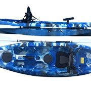 Bluefin-Single-or-Tandem-Sit-On-Top-Fishing-Kayak-With-Rod-Holders-Storage-Hatches-Padded-Seat-Paddle-0-2