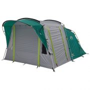 Coleman-Tent-Oak-Canyon-4-4-man-tent-with-BlackOut-Bedroom-Technology-Festival-Essential-2-bedroom-Family-Tent-100-waterproof-Camping-Tent-with-sewn-in-groundsheet-0-0