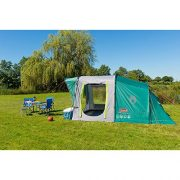 Coleman-Tent-Oak-Canyon-4-4-man-tent-with-BlackOut-Bedroom-Technology-Festival-Essential-2-bedroom-Family-Tent-100-waterproof-Camping-Tent-with-sewn-in-groundsheet-0-5