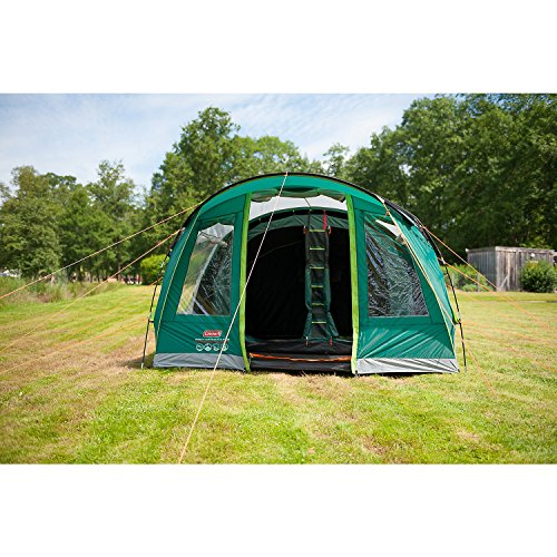 Coleman Tent Rocky Mountain 5 Plus 5 Man Tent With