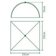 Coleman-Weatherproof-Instant-Tourer-Unisex-Outdoor-Dome-Tent-0-1