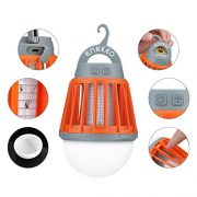 ENKEEO-Camping-Lantern-Mosquito-Zapper-Tent-Light-Portable-and-IPX6-Waterproof-Anti-Bug-Insect-Repellent-with-2000-mAh-Rechargeable-Battery-Retractable-Hook-and-Removable-Lampshade-0-0