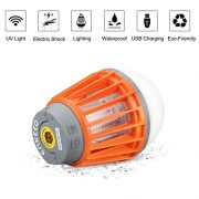 ENKEEO-Camping-Lantern-Mosquito-Zapper-Tent-Light-Portable-and-IPX6-Waterproof-Anti-Bug-Insect-Repellent-with-2000-mAh-Rechargeable-Battery-Retractable-Hook-and-Removable-Lampshade-0-3