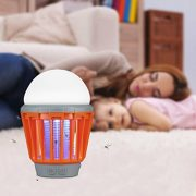 ENKEEO-Camping-Lantern-Mosquito-Zapper-Tent-Light-Portable-and-IPX6-Waterproof-Anti-Bug-Insect-Repellent-with-2000-mAh-Rechargeable-Battery-Retractable-Hook-and-Removable-Lampshade-0-5