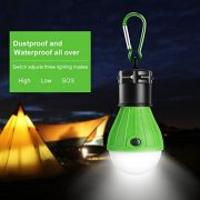 Eletorot-Camping-Light-Tent-Light-Portable-Outdoor-Waterproof-Camping-Lantern-Tent-LED-Light-Bulb-COB150-Lumens-Emergency-Light-Lamp-Lantern-for-CampingHikingFishingHuntingBackpacking-Mountaineering-a-0-3