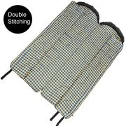 Gonex-3-Season-Cotton-Sleeping-Bag-Envelope-Waterproof-Comfort-with-Compression-Bag-Comfort-Temperature-Range-40-to-60F-Fits-Adults-up-to-66-0-1