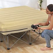 Inflatable-Double-Guest-Air-Bed-Lightweight-Folding-Steel-Frame-with-Deflateable-Option-for-Easy-Compact-Storage-0-2
