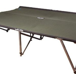 KAMPA-FOLDINGPORTABLE-TOGETHER-DOUBLE-CAMP-BED-CAMPING-0