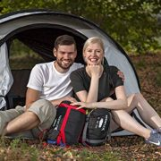 KeenFlex-Mummy-Sleeping-Bag-3-4-Season-Extra-Warm-Lightweight-Compact-Waterproof-Advanced-Heat-Control-System--Ideal-for-Camping-Backpacking-Hiking-Festivals--Compression-Bag-Included-0-5