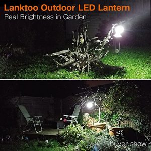 Lanktoo-2-in-1-Waterproof-LED-Camping-Lantern-Power-Bank-Charger-8800mAh-IP65-Rechargeable-Outdoor-Tent-Light-Emergency-Lamp-for-Backpacking-Hiking-Fishing-Outages-0-7