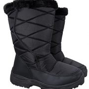 Mountain-Warehouse-Ice-Womens-Snow-Boots-Fur-Durable-Water-Repellent-Snowproof-Sherpa-Lining-Faux-Fur-Sturdy-Grip-Winter-Boots-Ideal-Cold-Weather-0