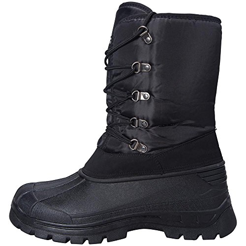 Mountain-Warehouse-Plough-Mens-Snow-Boots-Breathable-Snowboots-Snowproof-Mens-Boots-Durable-Textile-Rubber-Outsole-Winter-Shoes-Holidays-in-Cold-Weather-0