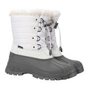Mountain-Warehouse-Whistler-Womens-Snow-Boots-Waterproof-Textile-Upper-with-Reinforced-Heel-Toe-Bumpers-Great-For-Skiing-Snowboarding-In-Comfortable-Style-0