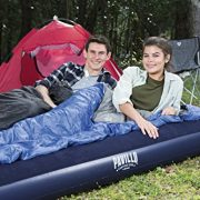 Pavillo-Airbed-Quick-Inflation-Outdoor-Camping-Air-Mattress-Blue-0-0