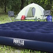 Pavillo-Airbed-Quick-Inflation-Outdoor-Camping-Air-Mattress-Blue-0-14