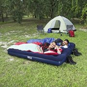 Pavillo-Airbed-Quick-Inflation-Outdoor-Camping-Air-Mattress-Blue-0-15