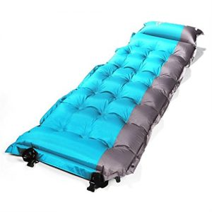 SELF-INFLATING-Camping-Sleeping-Pad-Mat-Mattress-Bed-OUTAD-Extra-Thick-Lightweight-With-Pillow-For-Camping-Backpacking-Tents-0