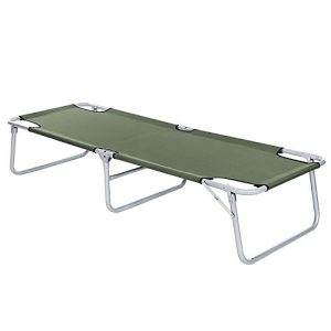 SONGMICS-Folding-Camping-Guest-Bed-Loading-up-to-260-kg-tested-by-TV-183-x-63-x-36-cm-0