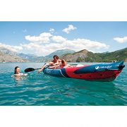 Sevylor-Tahiti-Plus-21-Man-Canadian-Canoe-Inflatable-Sea-Kayak-361-x-90-cm-0-4