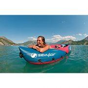 Sevylor-Tahiti-Plus-21-Man-Canadian-Canoe-Inflatable-Sea-Kayak-361-x-90-cm-0-5