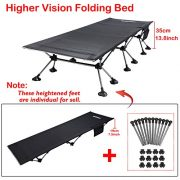 YAHILL-Ultralight-Folding-Fishing-Camping-Bed-Sleeping-Portable-Backpack-Tent-Cot-Replacements-Aluminium-Alloy-for-Indoor-Furniture-Outdoor-Travel-Hiking-Hunting-0-3