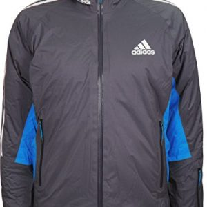 adidas-Coach-Primaloft-Ladies-Climaproof-Storm-Jacket-Grey-0